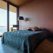 美式现代卧室图片