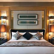 欧式风格小户型卧室装修效果图实例