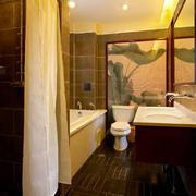 中式卫生间图片展示