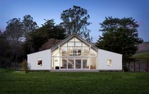 新时代农村别致自建小别墅房屋设计图