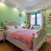 美式清新小卧室展示