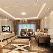 客厅温馨装饰欣赏