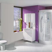 2016精致大户型欧式风格浴室装修效果图