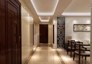 精致89平米两居室走廊吊顶装修效果图