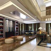 2016经典的大户型欧式客厅装修效果图鉴赏