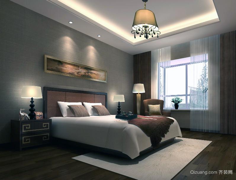 2016经典欧式复式楼卧室装修效果图