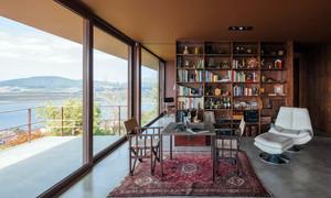 优雅品味美式独栋别墅装修样板房