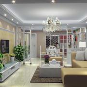 2016大户型欧式房子室内吊顶装修效果图