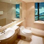 宜家便利的小卫生间
