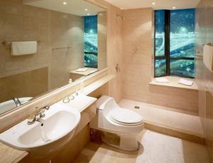 78平米现代小户型卫生间装修效果图