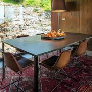 美式复古小餐厅展示