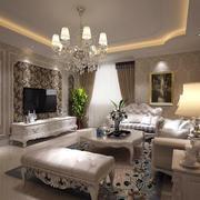 客厅精致简欧家具