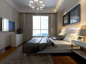 100平米大户型欧式风格房屋室内装修效果图