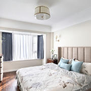 新房舒适卧室欣赏