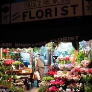 国外小户型现代花店装修效果图