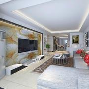 独特的地板砖设计