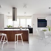 新房时尚开放式厨房展示