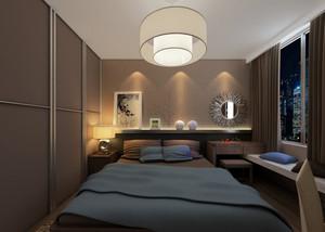 8款单身公寓小卧室设计装修效果图