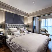 新房高贵卧室图片