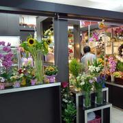 简约现代22平米小花店装修效果图
