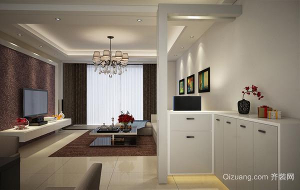 2016全新宜家风玄关装修设计效果图