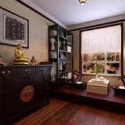 小户型古典书房展示