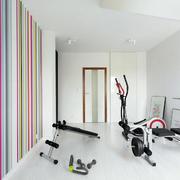 新房简约健身房欣赏