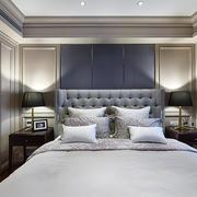 新房卧室床头背景装饰