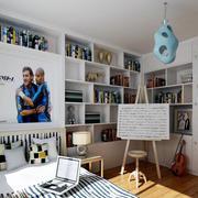室内书柜设计
