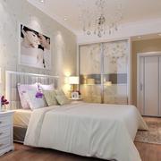 卧室浪漫优雅装饰