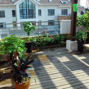 舒适自然阳台图片