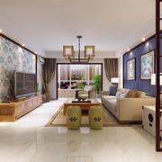 小户型家居整体客厅装饰
