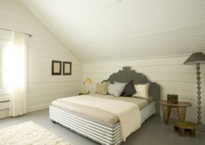 90平米大户型简欧风格卧室室内装修效果图