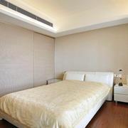 米白色时尚卧室图片