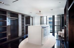 2016复式楼新房现代装修效果图