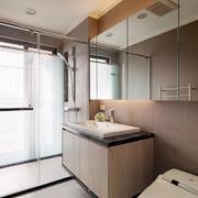 小户型卫生间简约设计