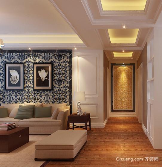 2016精美的欧式风格室内玄关装修效果图