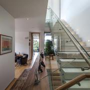 别墅小楼梯简约装饰
