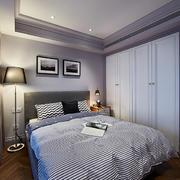 新房卧室入墙式衣柜欣赏