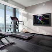 新房舒适健身房展示