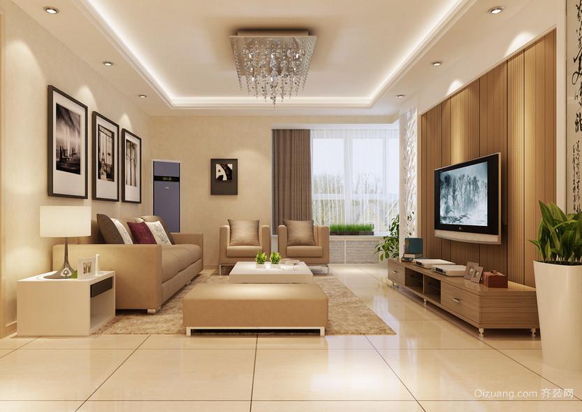 70平米小户型欧式风格室内装修设计效果图