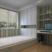现代室内卧室设计