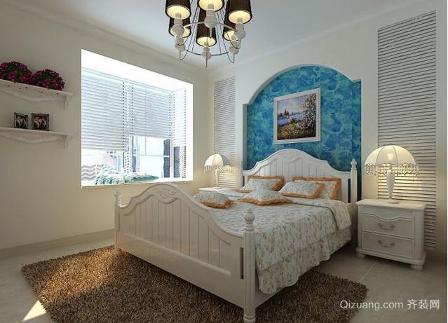 现代轻松的大户型地中海风格儿童房装修效果图
