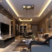 独特的客厅设计图
