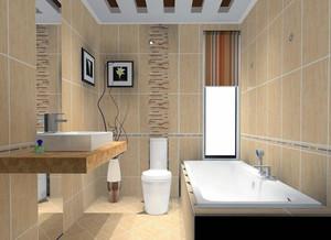 90平米大户型欧式家庭卫生间吊顶装修效果图