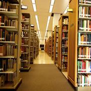 书店书架图片展示