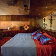 别墅温馨卧室装饰