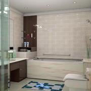 家居现代化卫生间