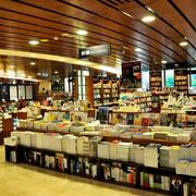 充满书香气息的书店