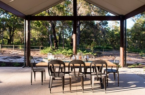 融于自然的乡村大型独栋别墅景观展示